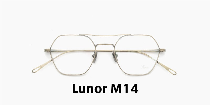 シリーズ紹介:Lunor M14