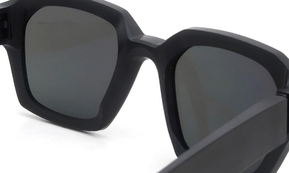眼鏡の鼻あて・パット交換 MYKITA+Maison Margiela MMRAW019 812 クリアパッド大 加工前