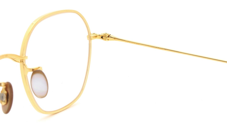 10 eyevan NO.2 3S-CL LunaGold 11