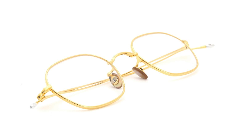 10 eyevan NO.2 3S-CL LunaGold 12