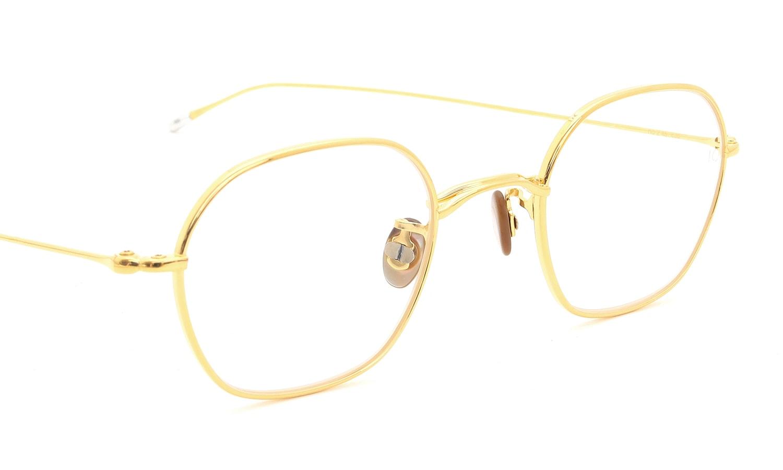 10 eyevan NO.2 3S-CL LunaGold 6