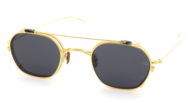 10 eyevan NO.2 45 3S-CL + SLIDE CLIP