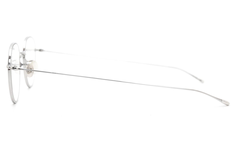 10 eyevan NO.1 1S-CL  側面詳細