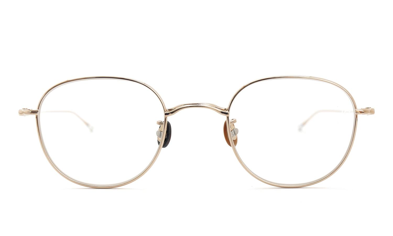 10 eyevan NO.1 2S-CL  正面詳細