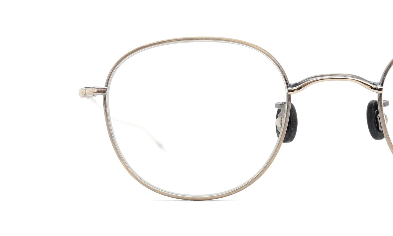 10 eyevan NO.1 4S-CL OldGold 16