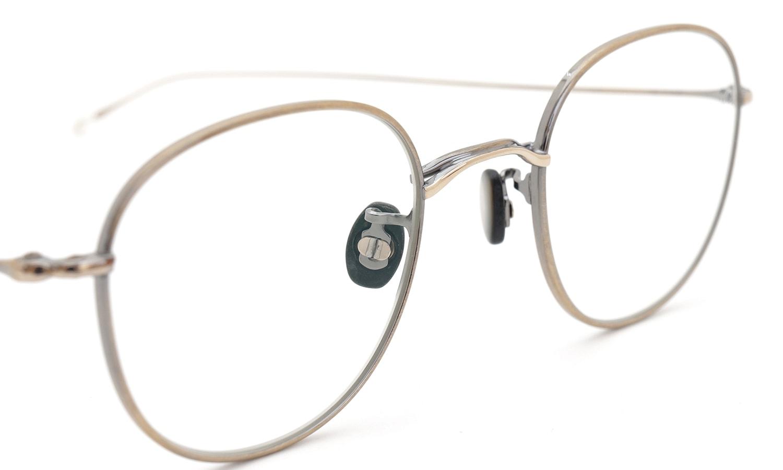 10 eyevan NO.1 4S-CL OldGold 6