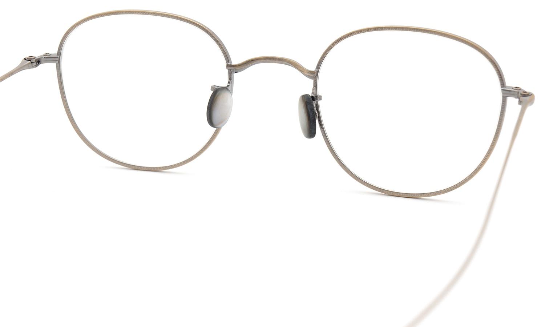10 eyevan NO.1 4S-CL OldGold 7