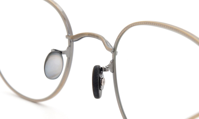 10 eyevan NO.1 4S-CL OldGold 8