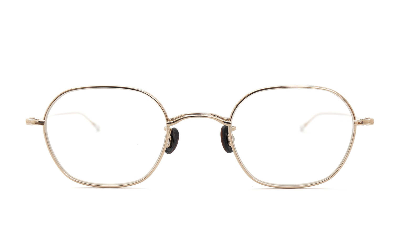 10 eyevan NO.2 2S-CL  正面詳細