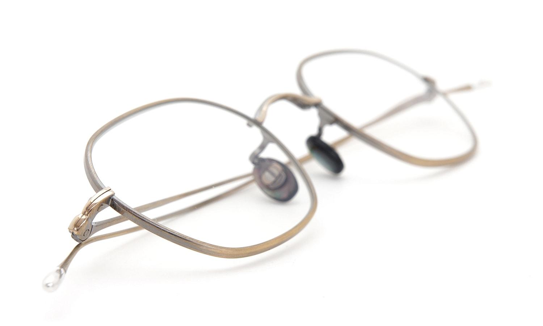 10 eyevan NO.2 4S-CL OldGold 13