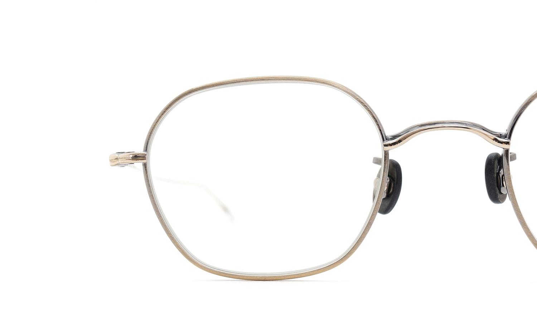 10 eyevan NO.2 4S-CL OldGold 16