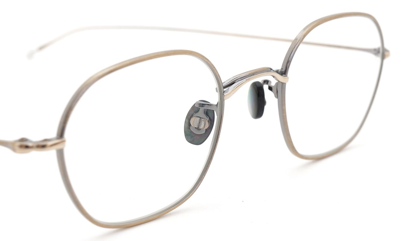 10 eyevan NO.2 4S-CL OldGold 6