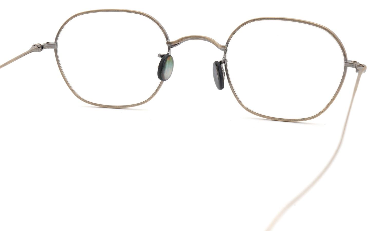 10 eyevan NO.2 4S-CL OldGold 7