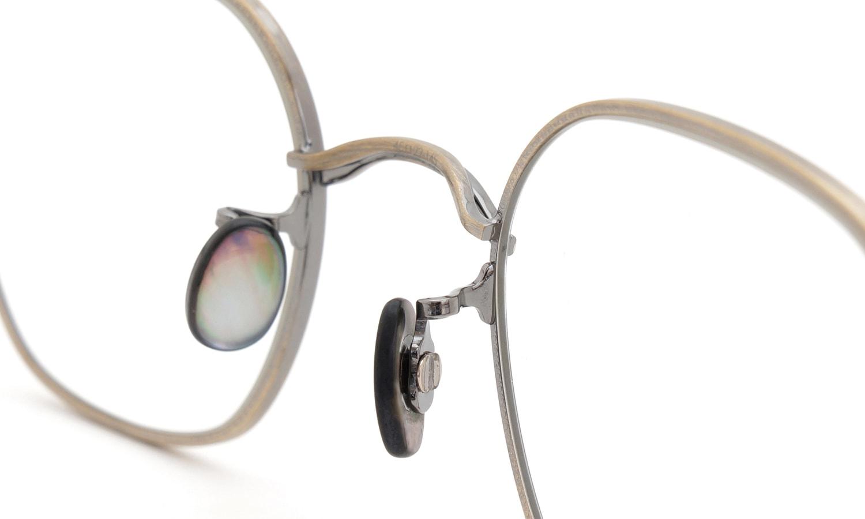 10 eyevan NO.2 4S-CL OldGold 8