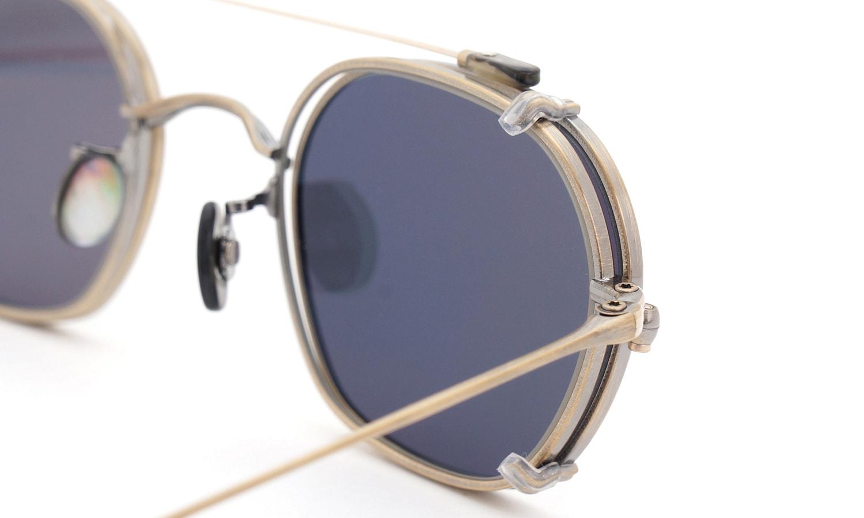 10 eyevan NO.2 +SLIDE CLIP 4S-CL OldGold 8