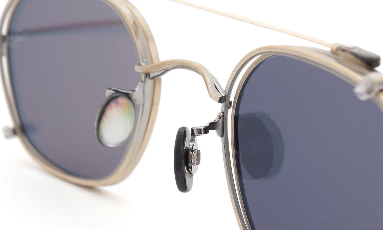 10 eyevan NO.2 +SLIDE CLIP 4S-CL OldGold 9