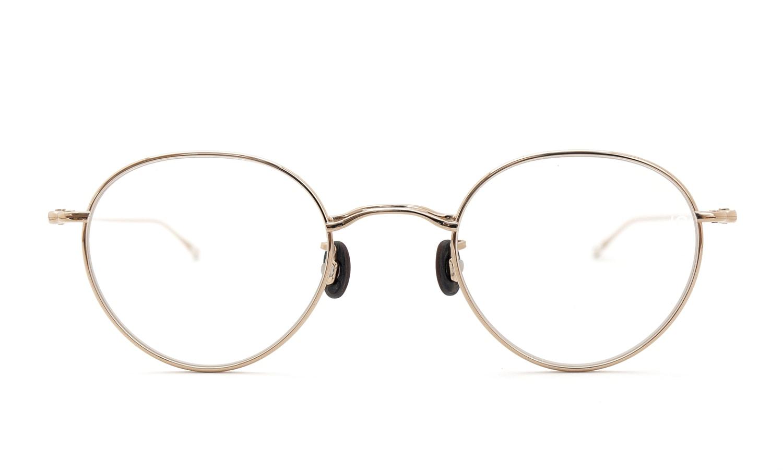 10 eyevan NO.3 45size 2S-CL  正面詳細