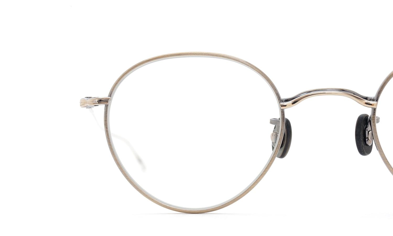 10 eyevan NO.3 45size 4S-CL OldGold 16