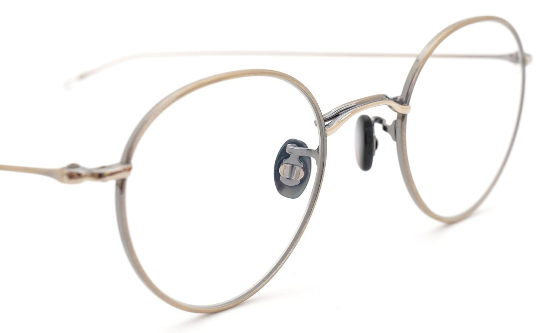10 eyevan NO.3 45size 4S-CL OldGold 6