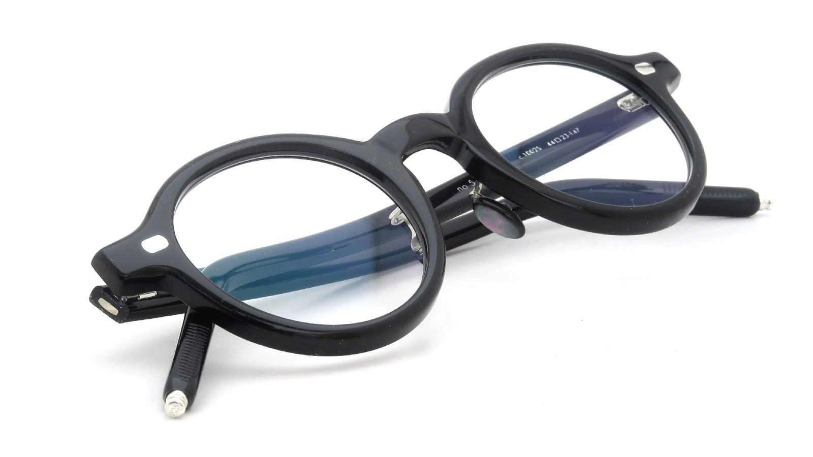 10 eyevan NO.5 Ⅲ FR 44size c.1002S Black 12