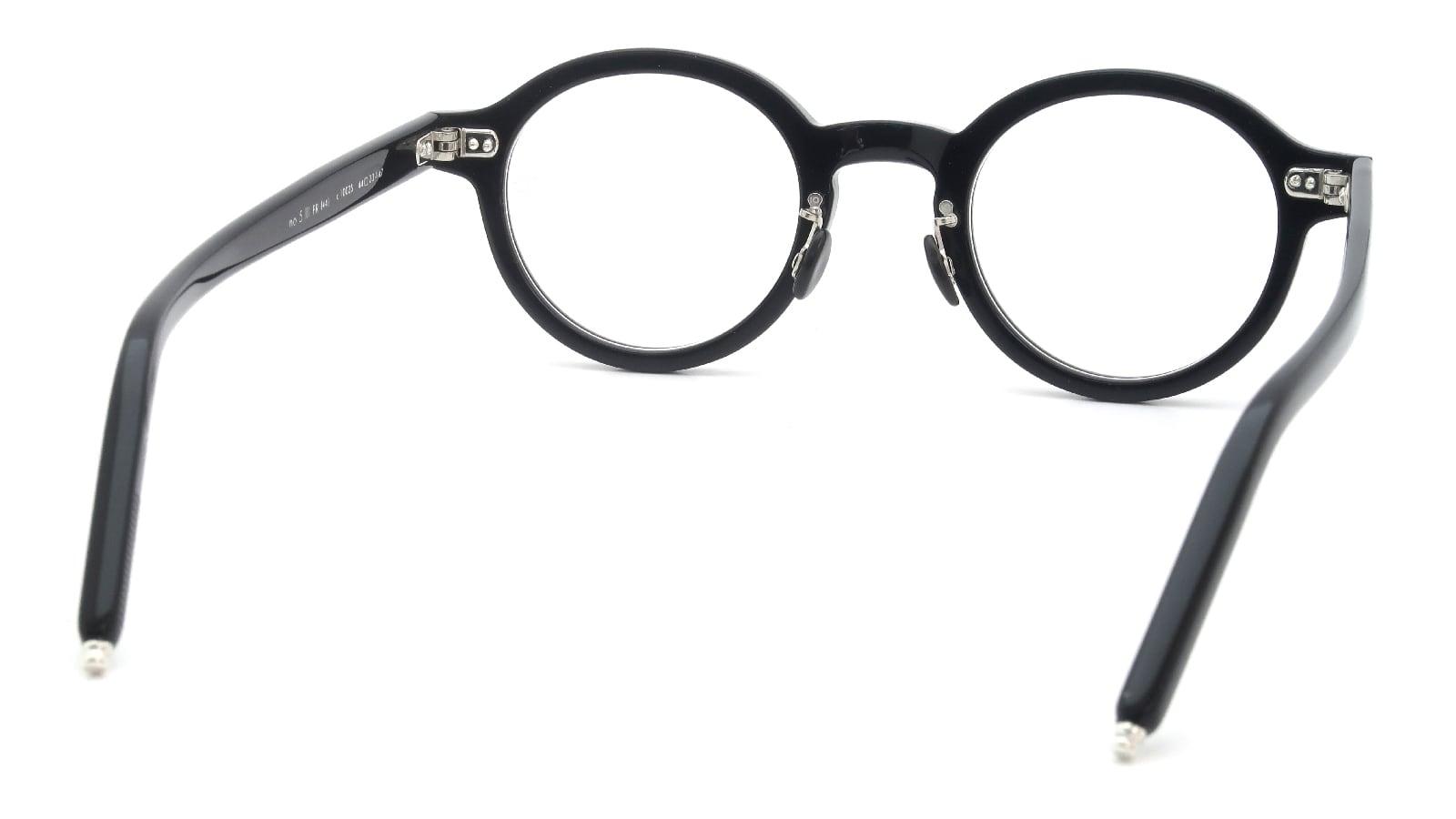 10 eyevan NO.5 Ⅲ FR 44size c.1002S Black 7