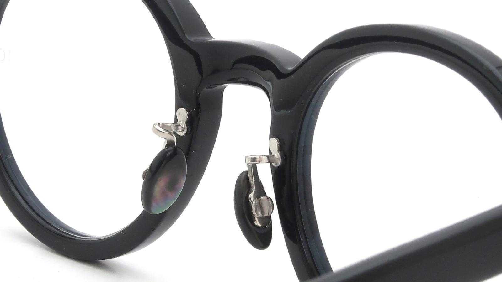10 eyevan NO.5 Ⅲ FR 44size c.1002S Black 8