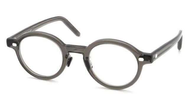 10 eyevan セルロイドメガネ NO.5 Ⅲ FR 44size c.1011S