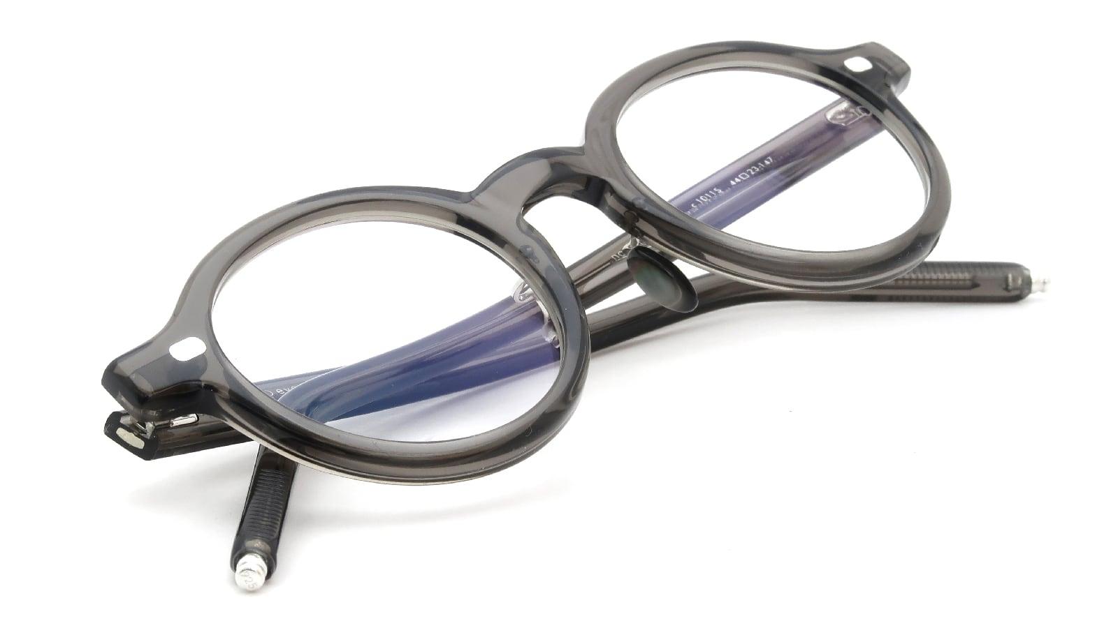 10 eyevan NO.5 Ⅲ FR 44size c.1011S Grey 12