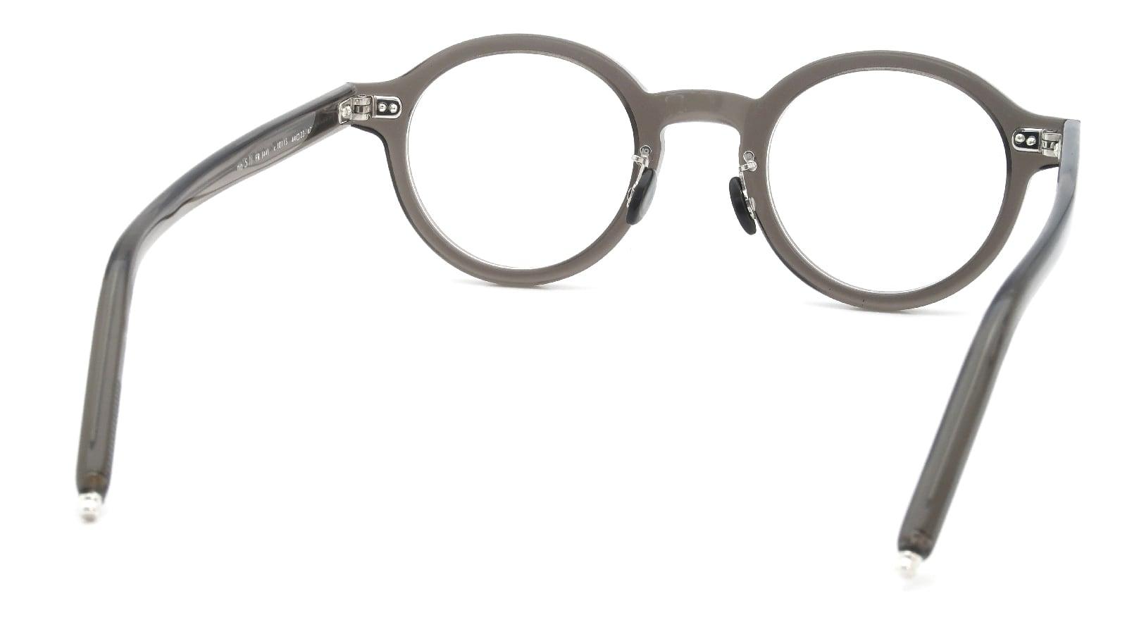 10 eyevan NO.5 Ⅲ FR 44size c.1011S Grey 7