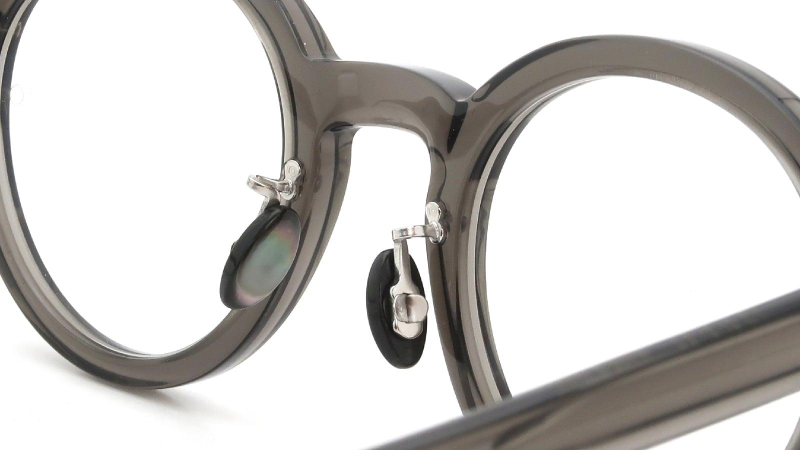 10 eyevan NO.5 Ⅲ FR 44size c.1011S Grey 8