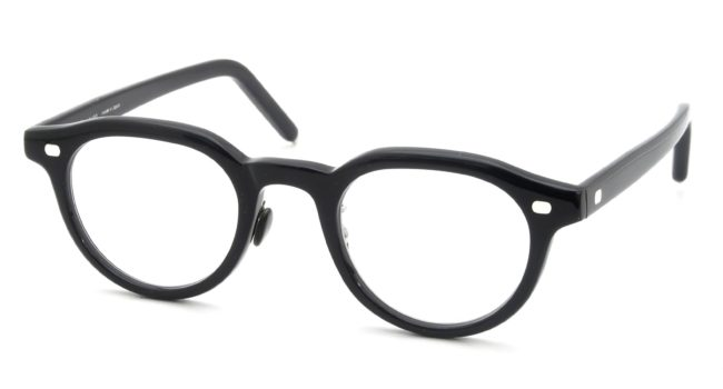 10 eyevan セルロイドメガネ NO.6 Ⅲ FR 46size c.1002S