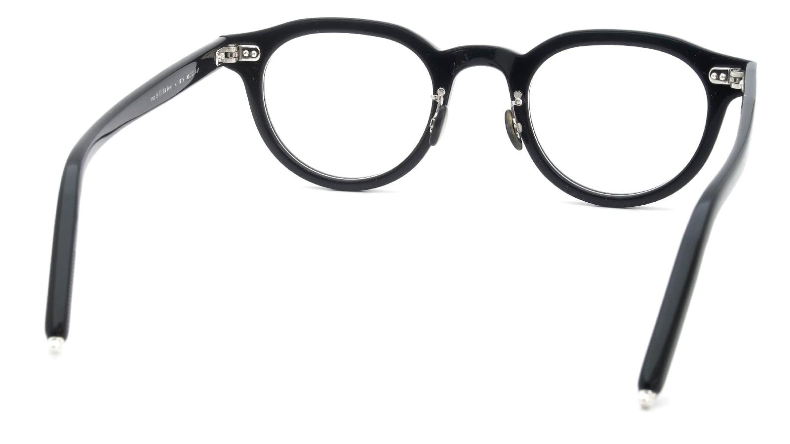 10 eyevan NO.6 Ⅲ FR 46size c.1002S Black 7