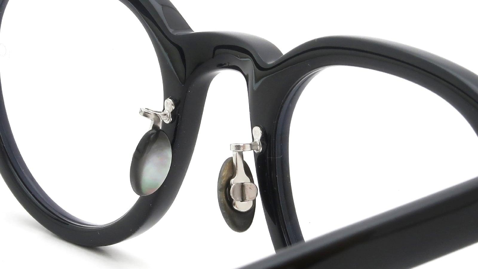 10 eyevan NO.6 Ⅲ FR 46size c.1002S Black 8