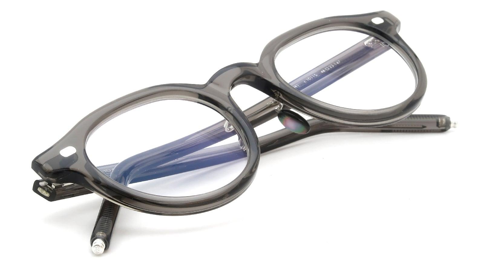 10 eyevan NO.6 Ⅲ FR 46size c.1011S Grey 11