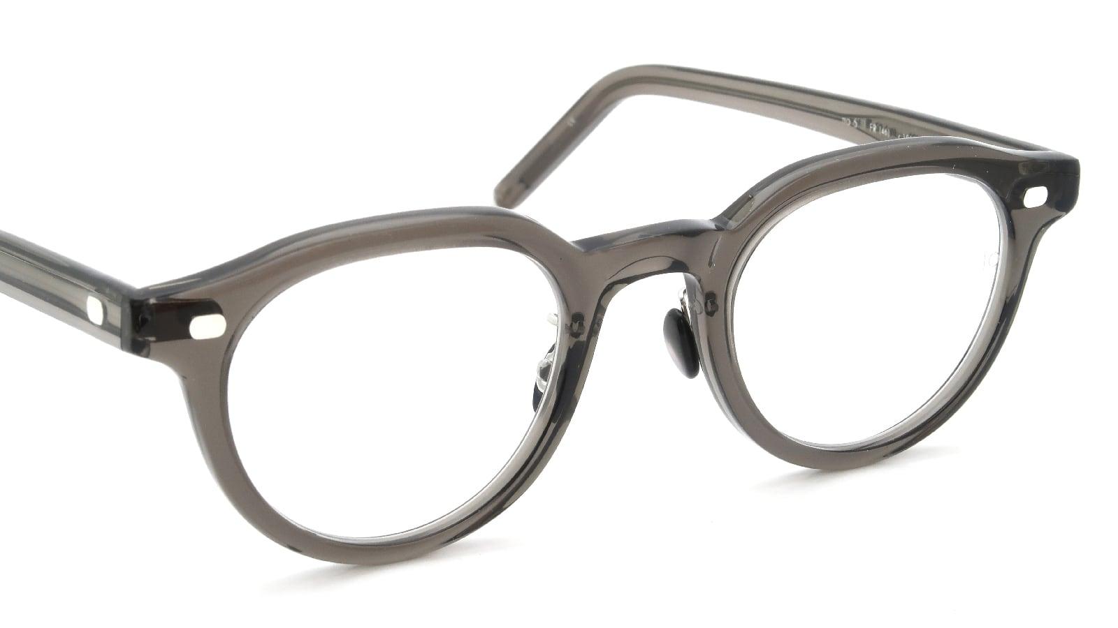 10 eyevan NO.6 Ⅲ FR 46size c.1011S Grey 6