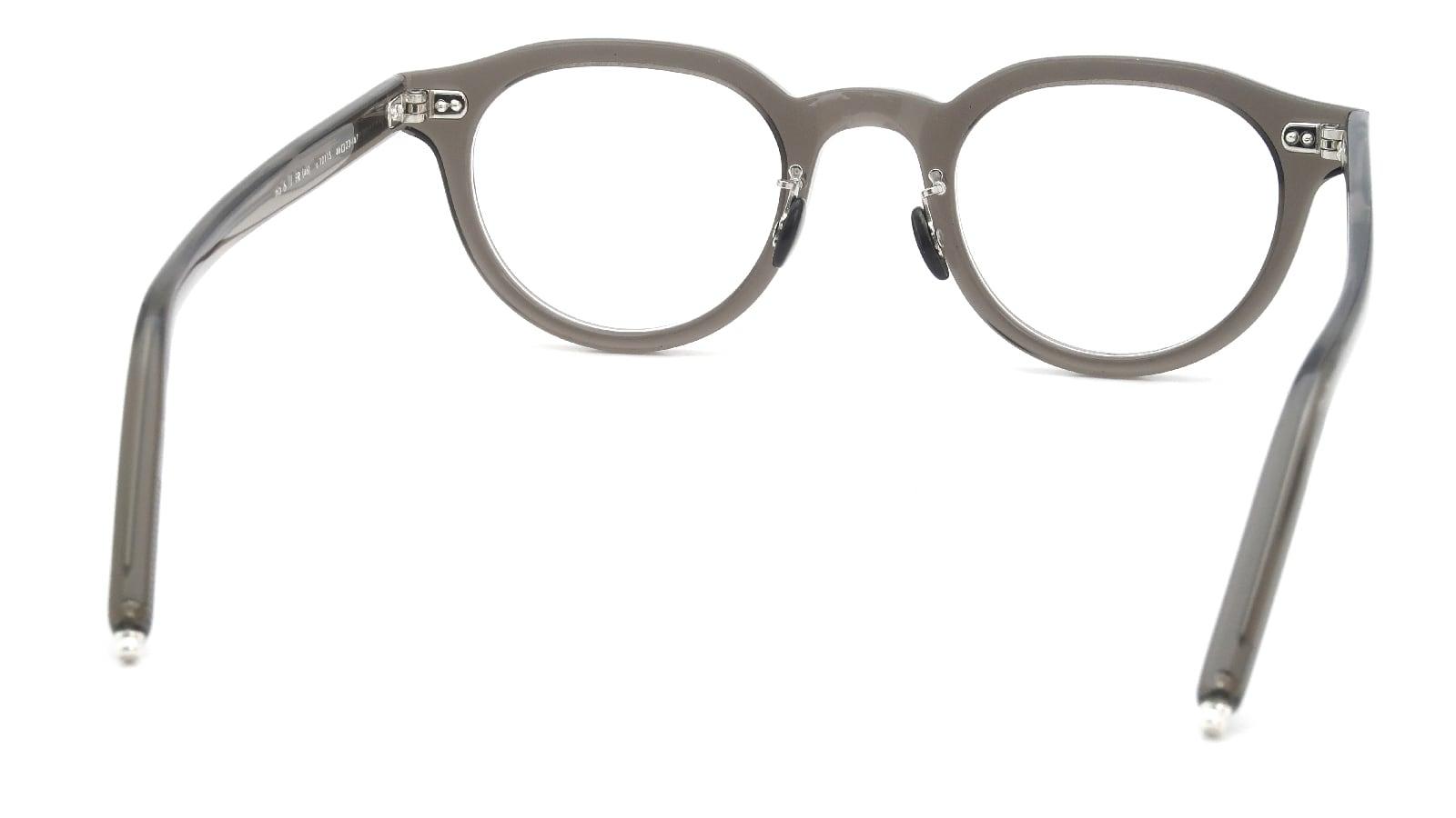 10 eyevan NO.6 Ⅲ FR 46size c.1011S Grey 7
