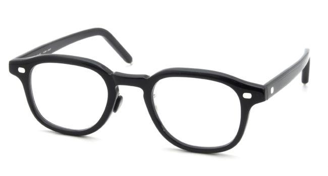 10 eyevan セルロイドメガネ NO.7 Ⅲ FR 47size c.1002S