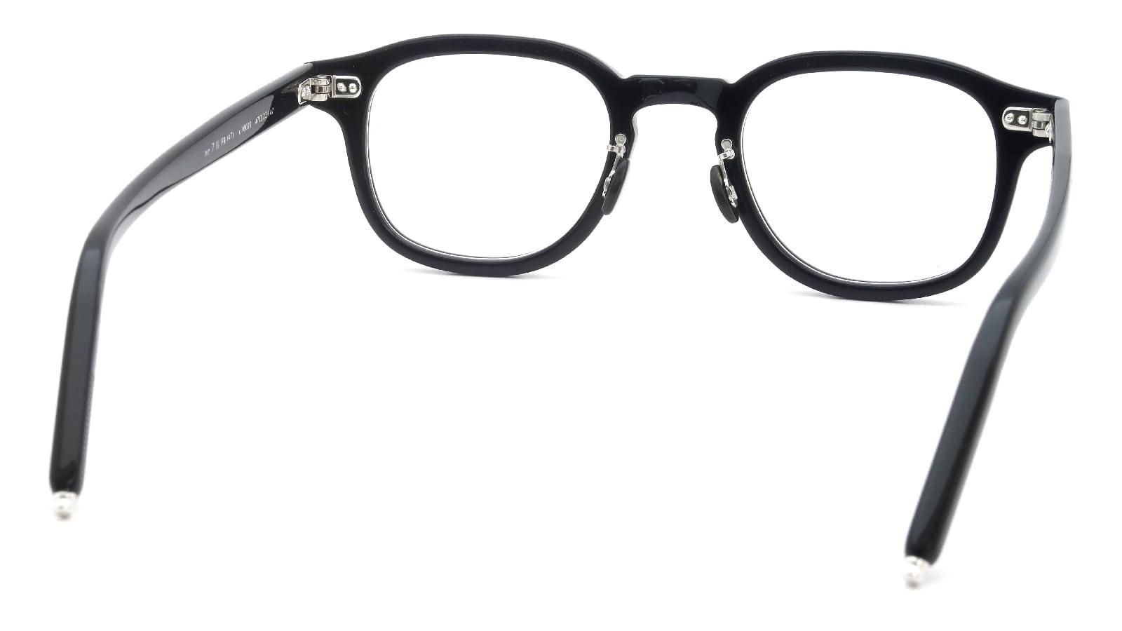 10 eyevan NO.7 Ⅲ FR 47size c.1002S Black 7