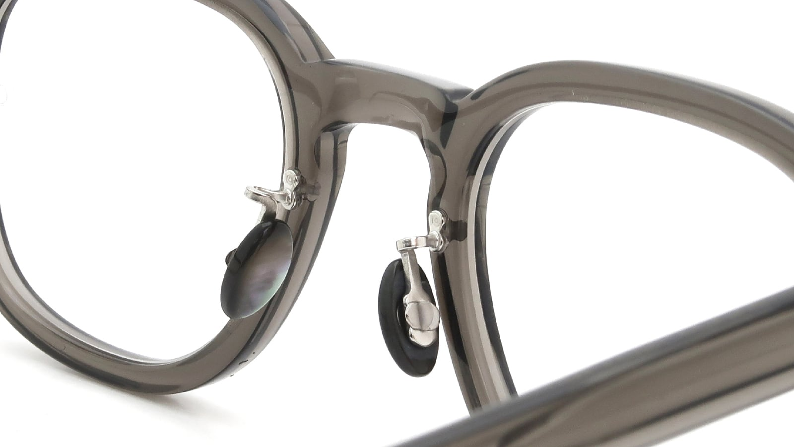 10 eyevan NO.7 Ⅲ FR 47size c.1011S Grey 8