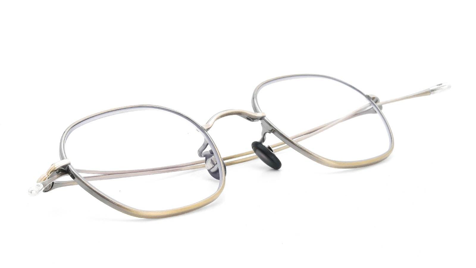 10 eyevan NO.2 4S-CL OldGold 12