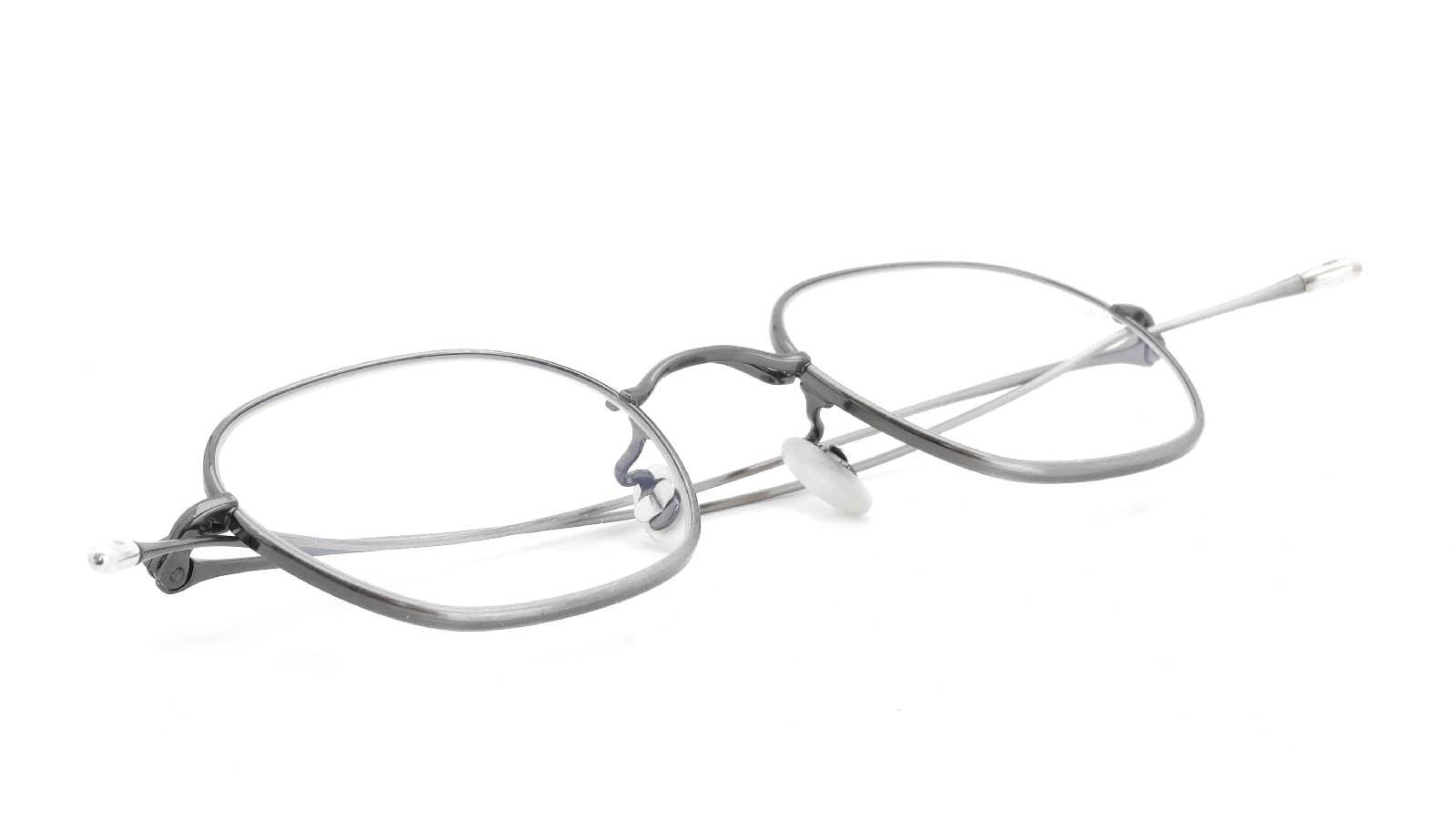 10 eyevan NO.2 5S-CL Pewter 12