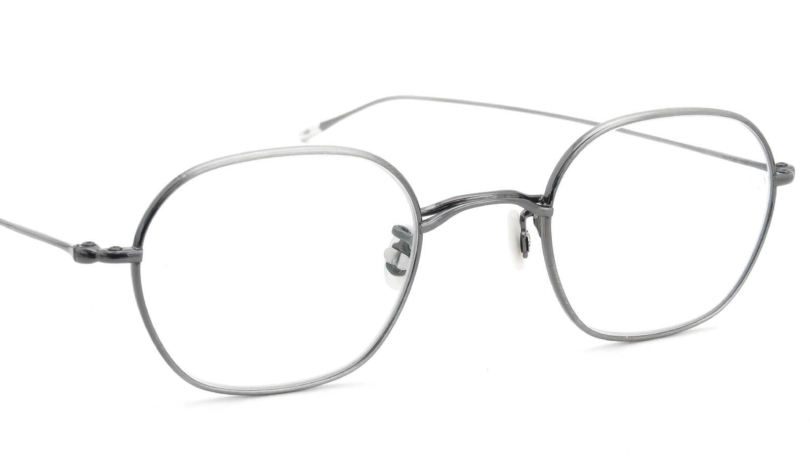 10 eyevan NO.2 5S-CL Pewter 6