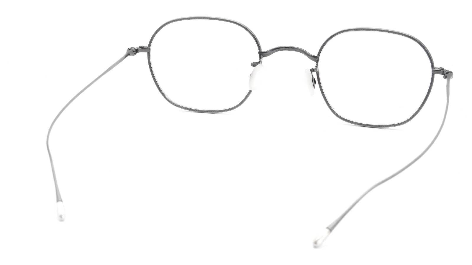10 eyevan NO.2 5S-CL Pewter 7