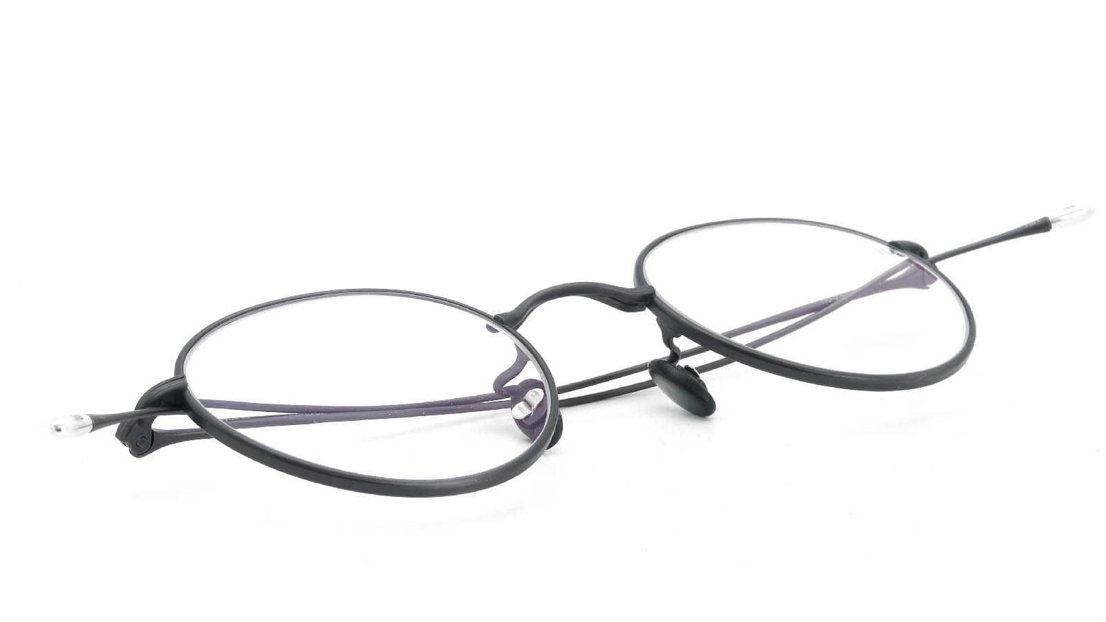 10 eyevan NO.3 45size 8S-CL MatCharcoal 12