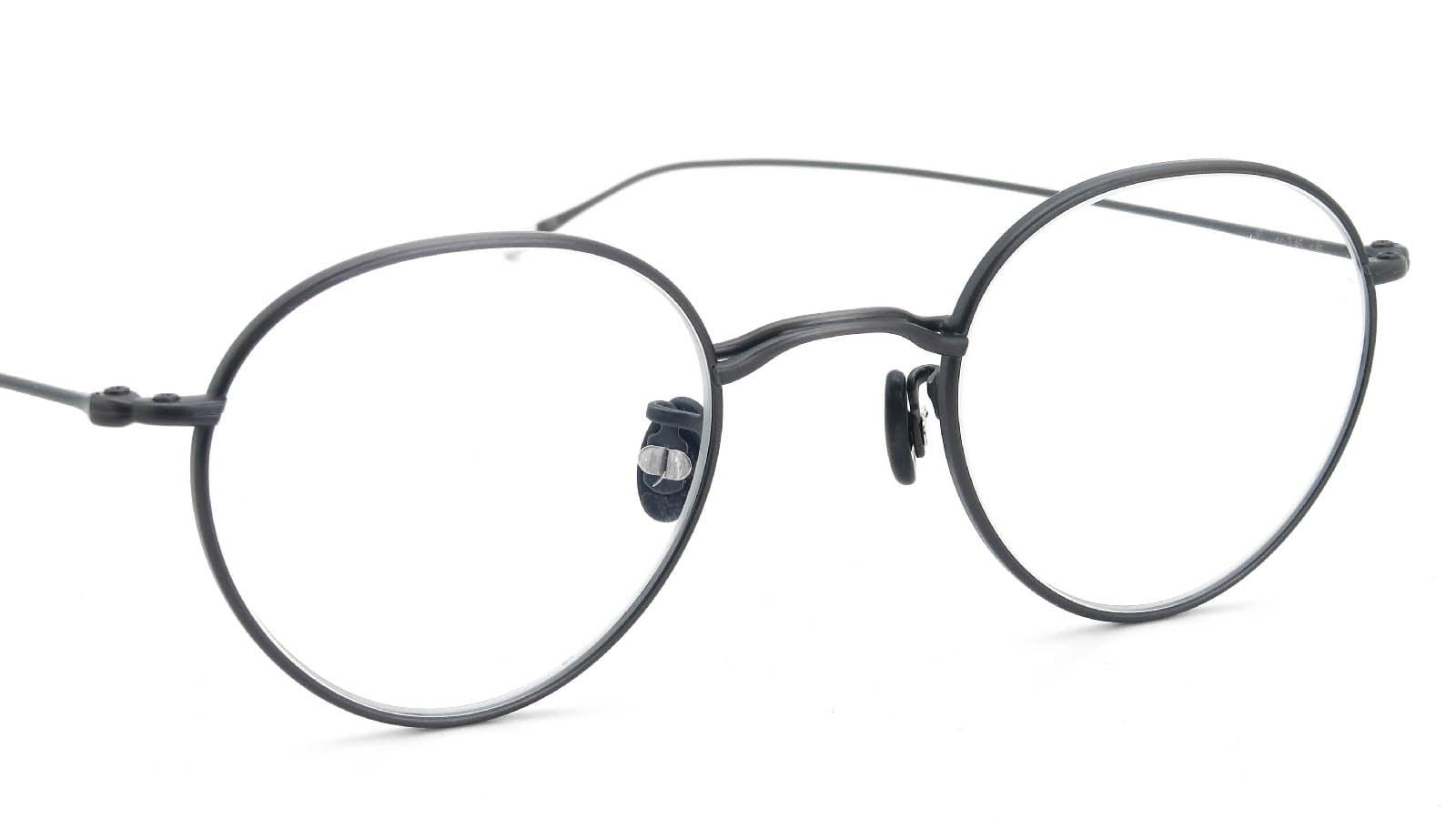 10 eyevan NO.3 45size 8S-CL MatCharcoal 6
