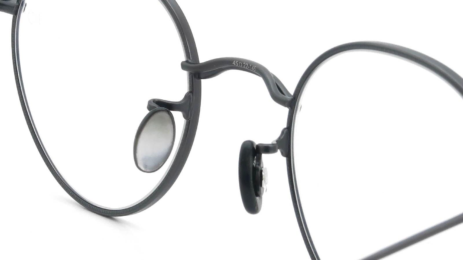 10 eyevan NO.3 45size 8S-CL MatCharcoal 8