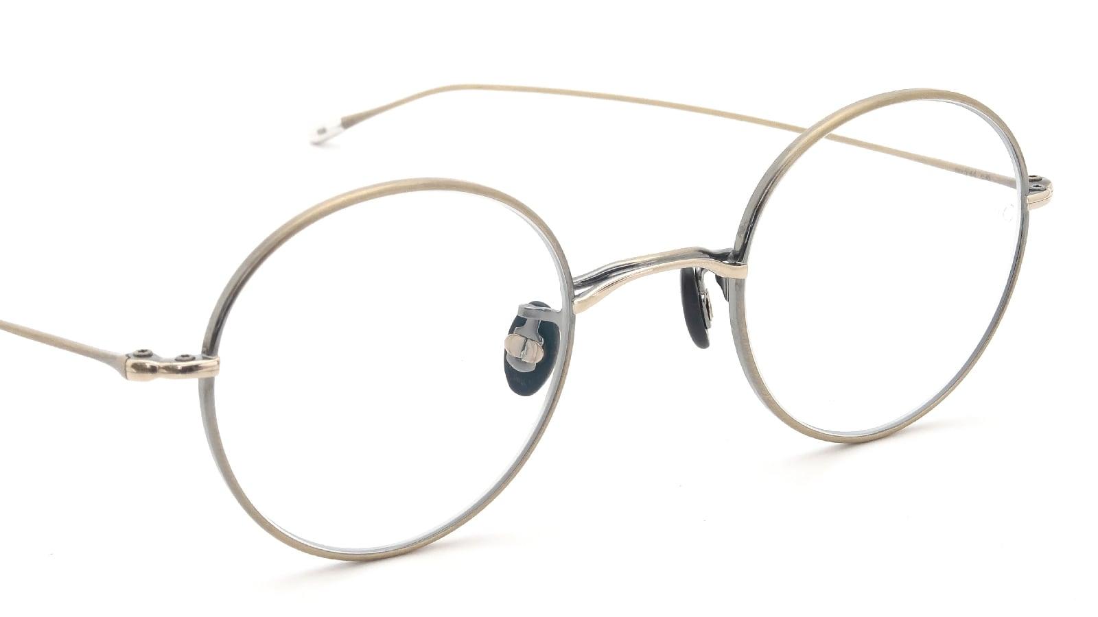 10 eyevan NO.5 44 4S-CL OldGold 6