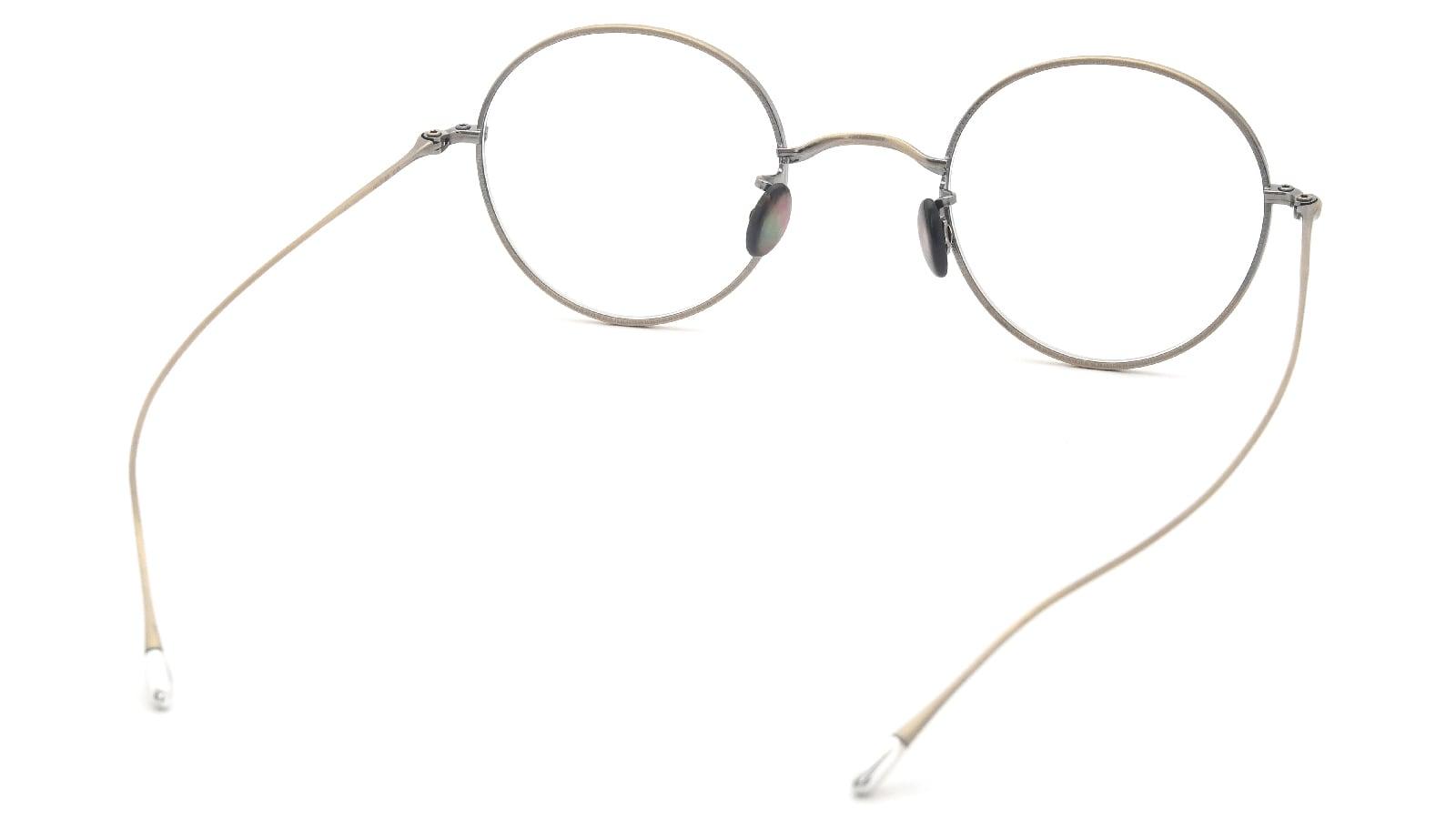 10 eyevan NO.5 44 4S-CL OldGold 7