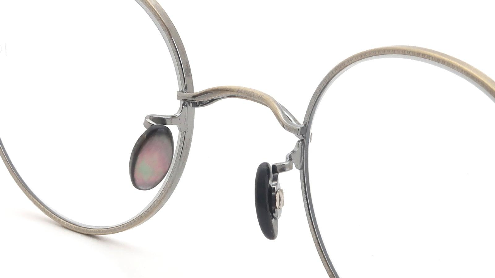 10 eyevan NO.5 44 4S-CL OldGold 8