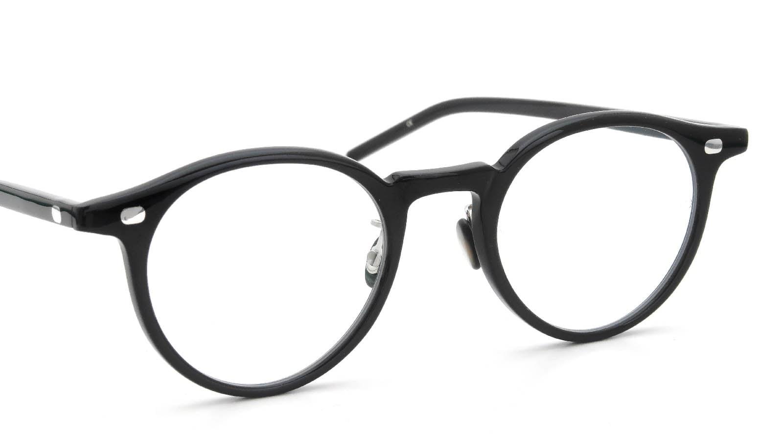 10 eyevan NO.3 Ⅲ 47size  c.1002S Black 6
